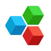 iPhone、iPadアプリ「OfficeSuite - 定番の無料オフィスアプリ」のアイコン