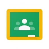 iPhone、iPadアプリ「Google Classroom」のアイコン
