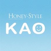 iPhone、iPadアプリ「HONEY-STYLE KAO (ハニースタイル カオ) - 顔のエクササイズを記録するカメラアプリ -」のアイコン
