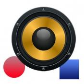 iPhone、iPadアプリ「Amazing Beat」のアイコン