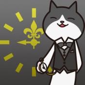 iPhone、iPadアプリ「猫執事 MASTER」のアイコン