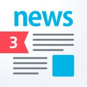 iPhone、iPadアプリ「My Time Line/ニュースをまとめるジブン専用新聞」のアイコン
