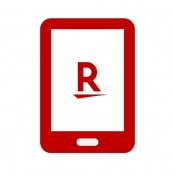 iPhone、iPadアプリ「楽天モバイル SIMアプリ」のアイコン
