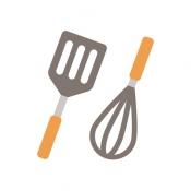 iPhone、iPadアプリ「お料理アルバム byクックパッド」のアイコン