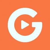 iPhone、iPadアプリ「GoPix画像スライドショーメーカー - 写真を加工編集して音楽やエフェクト効果が選べるムービーメーカー。インスタグラム対応」のアイコン