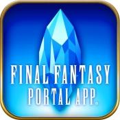 iPhone、iPadアプリ「ファイナルファンタジーポータルアプリ」のアイコン