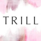 iPhone、iPadアプリ「TRILL(トリル) - 大人女子のファッション・美容アプリ」のアイコン