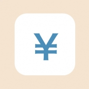 iPhone、iPadアプリ「家計簿おとなのおこづかい帳」のアイコン
