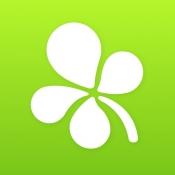 iPhone、iPadアプリ「GreenSnap - 植物・花の名前が判る写真共有アプリ」のアイコン
