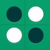 iPhone、iPadアプリ「リバーシ Lv100 -無料の定番ボードゲームで暇つぶし-」のアイコン