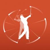 iPhone、iPadアプリ「Clipstro Golf - ゴルフスイングの軌跡や弾道を自動で可視化」のアイコン