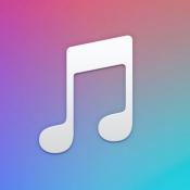 iPhone、iPadアプリ「MUSIC LIVE - 購入した曲を聴くシンプルな音楽再生プレイヤー(iTunes対応)」のアイコン