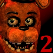 iPhone、iPadアプリ「Five Nights at Freddy's 2」のアイコン
