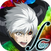 iPhone、iPadアプリ「東京喰種 Carnaval∫color」のアイコン