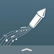 iPhone、iPadアプリ「Music Launcher – ミュージックランチャー」のアイコン