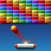 iPhone、iPadアプリ「ブロック崩しの王」のアイコン
