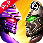 iPhone、iPadアプリ「Real Steel Robot Boxing Champions」のアイコン