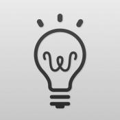 iPhone、iPadアプリ「ワードライト - 日本語・類語キーボード」のアイコン