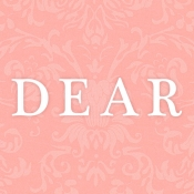 iPhone、iPadアプリ「DEAR 結婚式の招待状アプリ」のアイコン