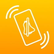 iPhone、iPadアプリ「バイブアラーム 音の鳴らないバイブ目覚し時計」のアイコン