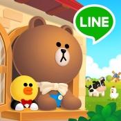 iPhone、iPadアプリ「LINE ブラウンファーム」のアイコン