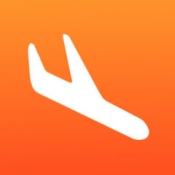 iPhone、iPadアプリ「Am I Going Down? Fear of Flying App」のアイコン