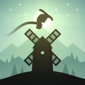 iPhone、iPadアプリ「Alto's Adventure」のアイコン