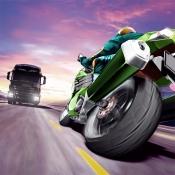 iPhone、iPadアプリ「Traffic Rider」のアイコン