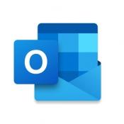 iPhone、iPadアプリ「Microsoft Outlook」のアイコン
