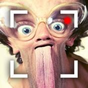 iPhone、iPadアプリ「大爆笑ムービー」のアイコン