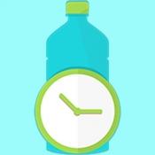 iPhone、iPadアプリ「Aqualert : アクアラート体の水分バランスを整える」のアイコン