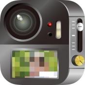iPhone、iPadアプリ「モザイクムービーメーカー」のアイコン