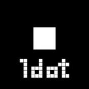 iPhone、iPadアプリ「1 dot shooter」のアイコン