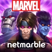 iPhone、iPadアプリ「MARVEL Future Fight」のアイコン