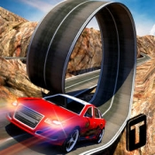 iPhone、iPadアプリ「City Car Stunts 3D」のアイコン