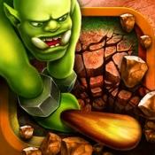 iPhone、iPadアプリ「Troll Impact The Lone Guardian」のアイコン
