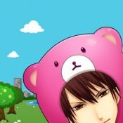 iPhone、iPadアプリ「イケメンけしけし◆無料!かわいい!乙女系爽快パズルゲーム」のアイコン