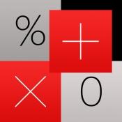 iPhone、iPadアプリ「電卓 Basic」のアイコン