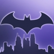 iPhone、iPadアプリ「Batman: Arkham Underworld」のアイコン