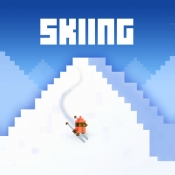 iPhone、iPadアプリ「Skiing Yeti Mountain」のアイコン