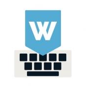 iPhone、iPadアプリ「WordBoard - フレーズキーボード」のアイコン