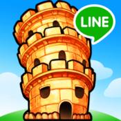 iPhone、iPadアプリ「LINE タワーライジング」のアイコン