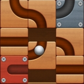 iPhone、iPadアプリ「Roll the Ball® - slide puzzle」のアイコン