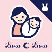 iPhone、iPadアプリ「ルナルナ ベビー:妊娠したママを妊娠中から出産までサポート」のアイコン