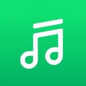 iPhone、iPadアプリ「ラインミュージック 人気音楽無料フル再生し放題」のアイコン