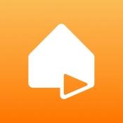 iPhone、iPadアプリ「防犯カメラ・ペットとベビーの見守りカメラ」のアイコン