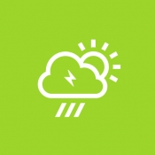 iPhone、iPadアプリ「weather exact condition - accurate and updated local forecast application」のアイコン