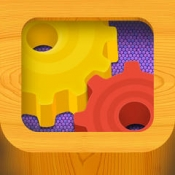 iPhone、iPadアプリ「Crazy Gears」のアイコン