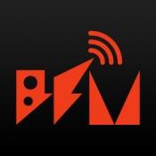 iPhone、iPadアプリ「block.fm」のアイコン
