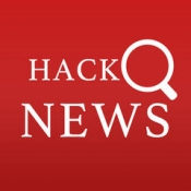iPhone、iPadアプリ「HACKNEWS/キーワード登録で読みたい記事だけを購読」のアイコン